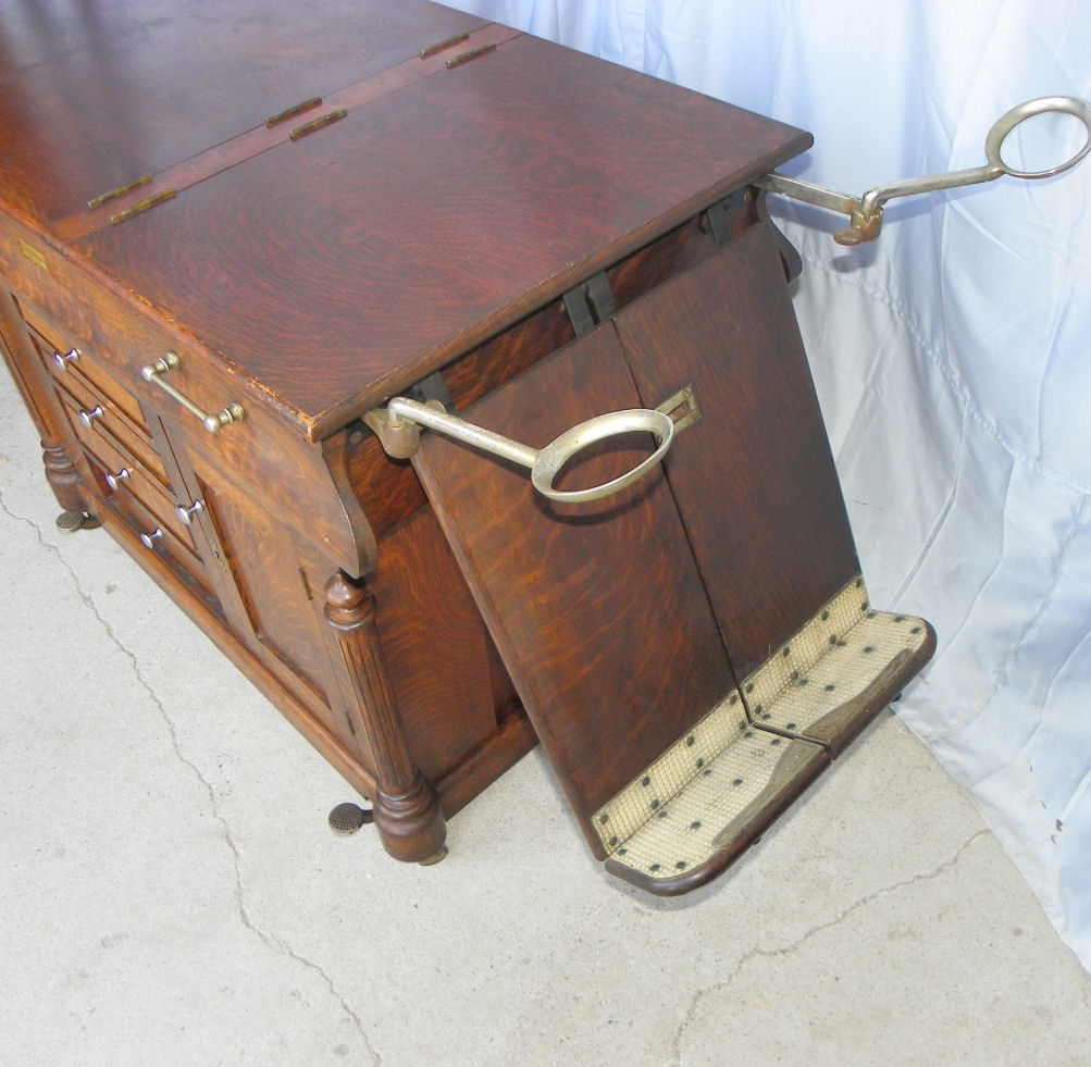 Awesome Antique Exam Table