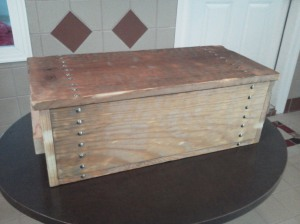 civil war chest