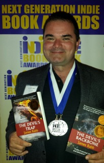 James NGIndie book Award